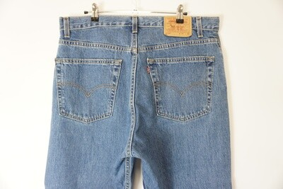 Vintage Levi's 505 Jeans 38 X 30 Made In The USA