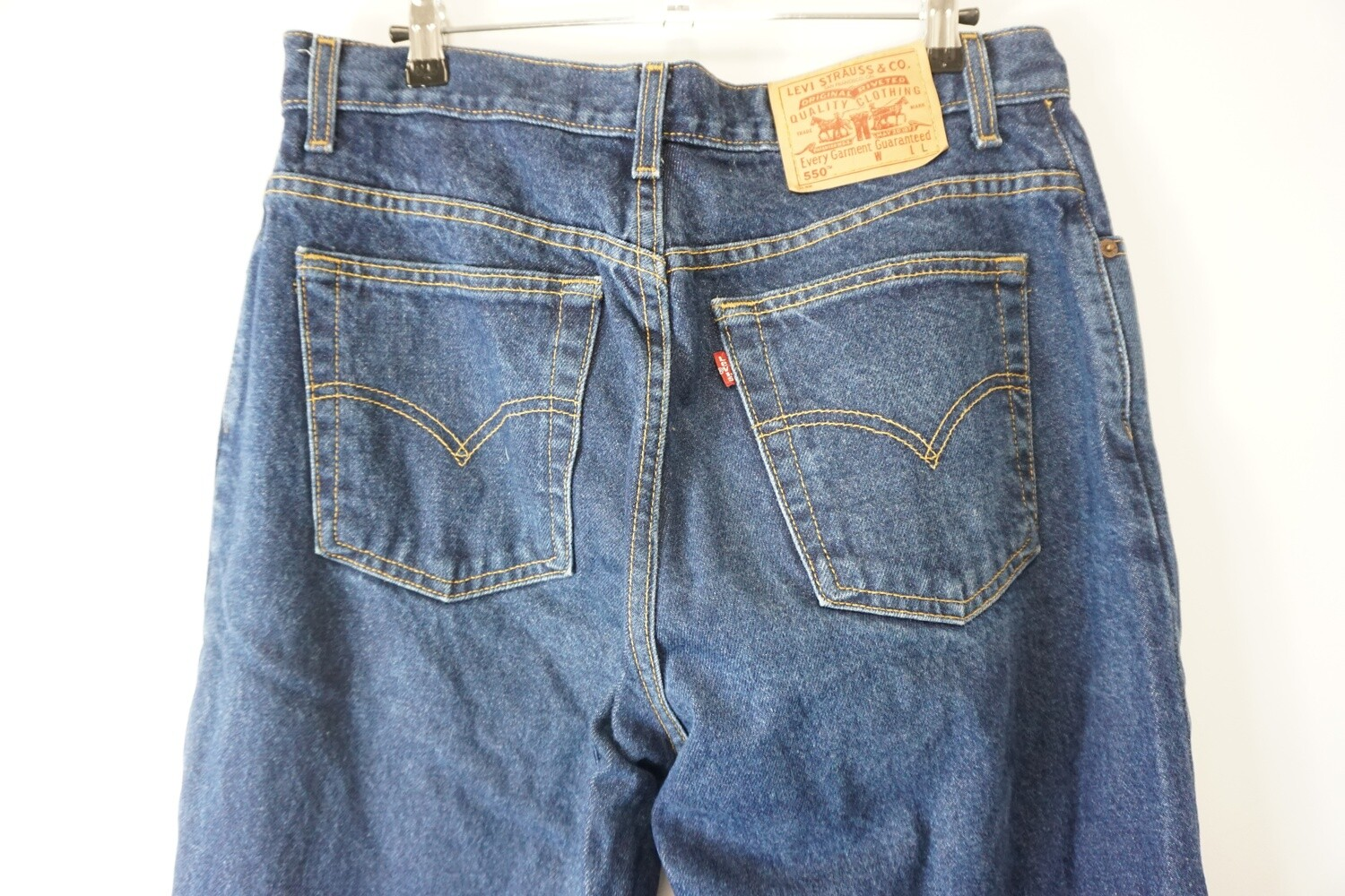 Levi's 550 Jeans Size 14 Made In The USA