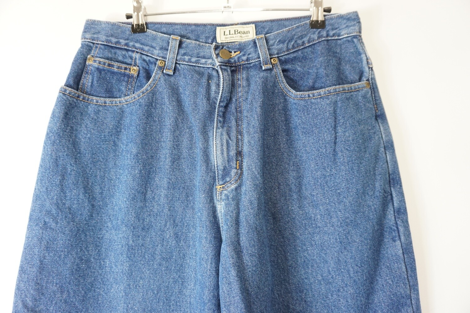 LL Bean Jeans Lined Size 12M/T
