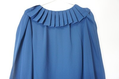 Ruffle Collar Blouse Size Small