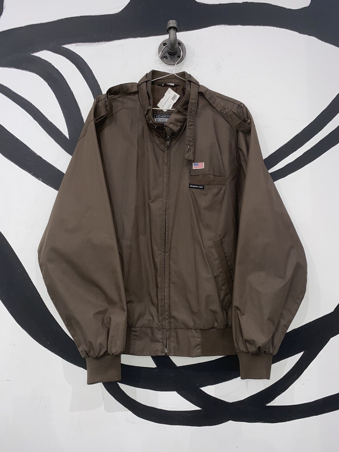 Members Only Jacket Size M