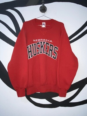 Nebraska Huskers Crewneck Size M