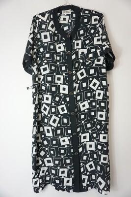 Patterned Dress Size L