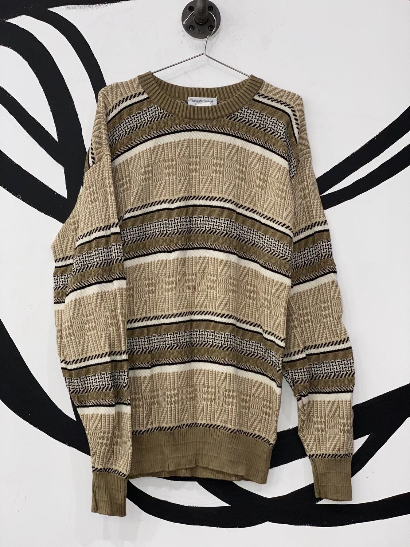 Tricots St Raphael Knit Sweater Size L