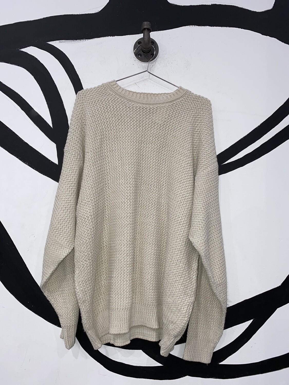 David Taylor Knit Sweater Size L