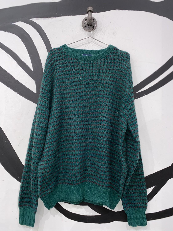 WoolRich Knit Sweater Size L
