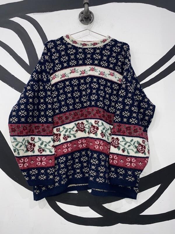 Adele Knitwear Sweater Size XL