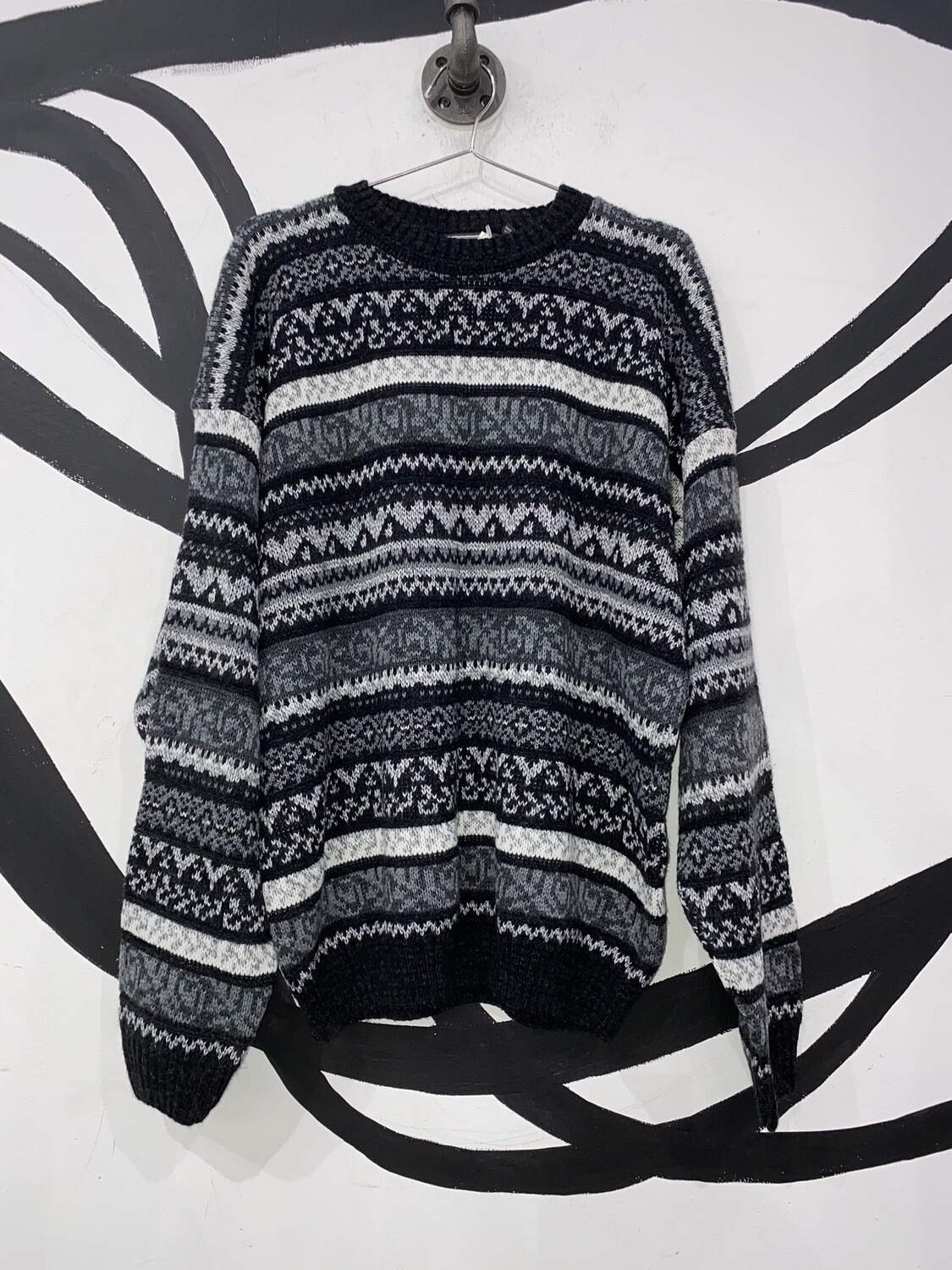 David Taylor Sweater Size L