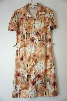 Flower dress Size 12