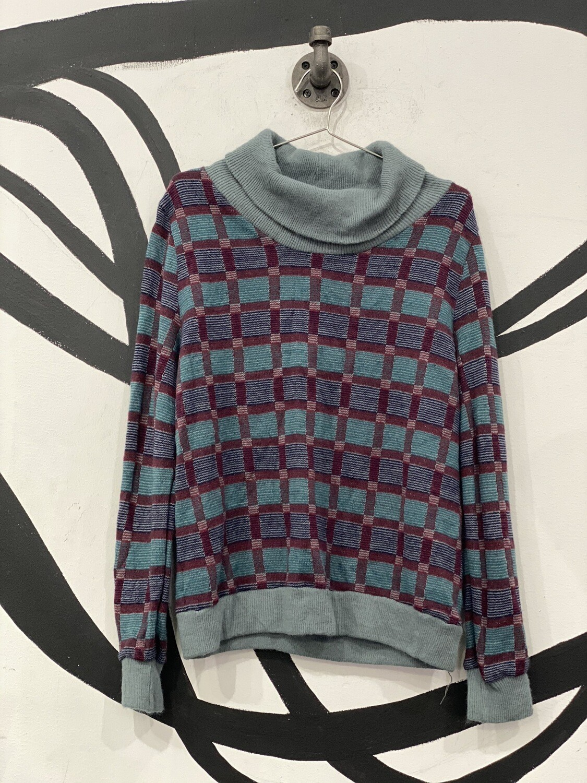 Bradley Blue Sweater Size XL