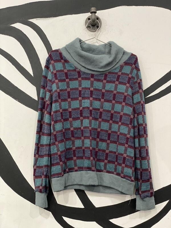 Bradley Blue Sweater Size L