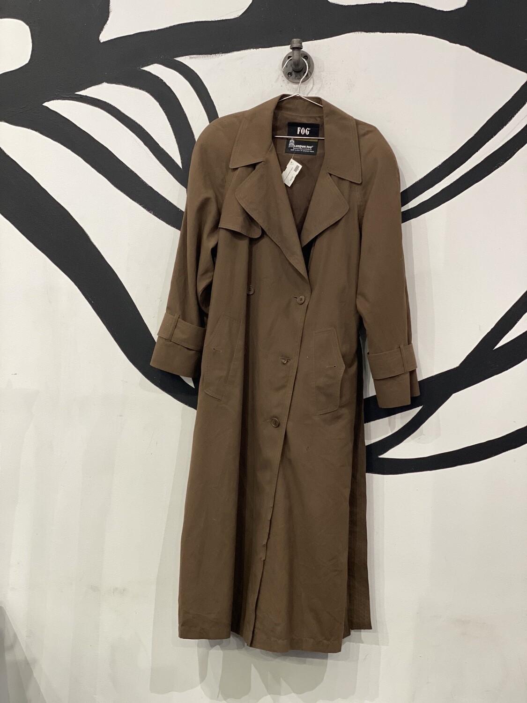 London Fog Women's Trench Coat Size M