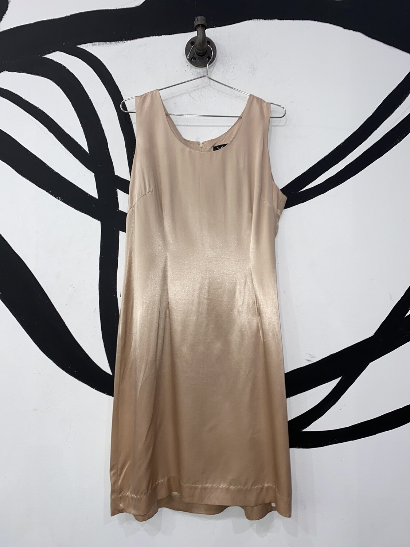 XTRMZ Blush Midi Dress Size L