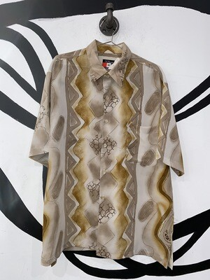 Desert Stone D'Accord Button Up Size M