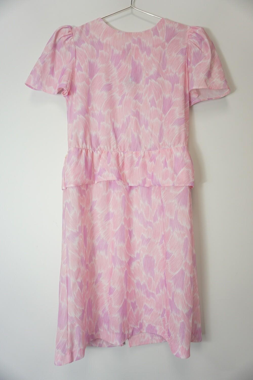 Pink and Purple Dress Size 10