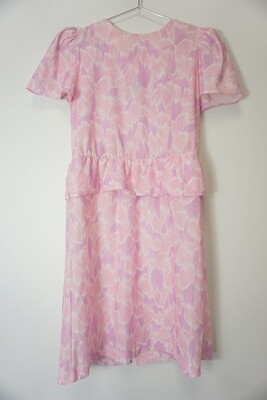 Pink and Purple Dress Size 10