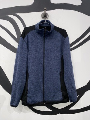 Beverly Hills Polo Zip up Jacket Size L