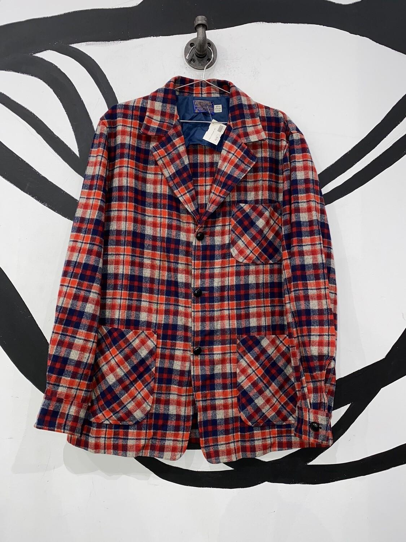 Pendleton Flannel Jacket Size M
