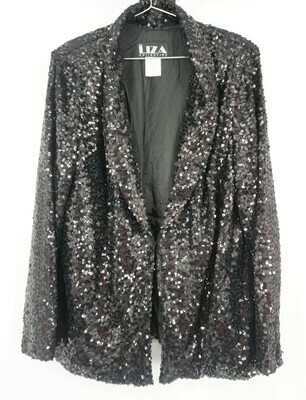 Sequin Jacket Size 1X