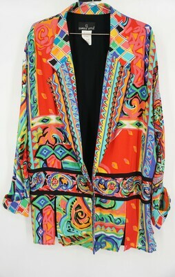 Carole Little Blazer Size 12