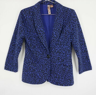 Eyeshadow Blazer Size Medium