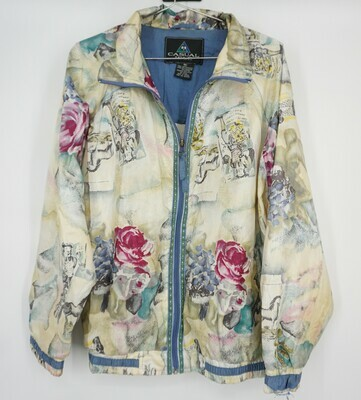 Casual Isle Jacket Size Medium