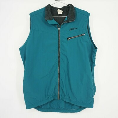 L.L. Bean Vest Size Medium