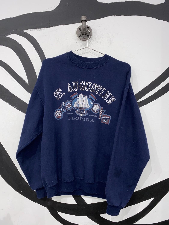 St. Augustine Crewneck Size M