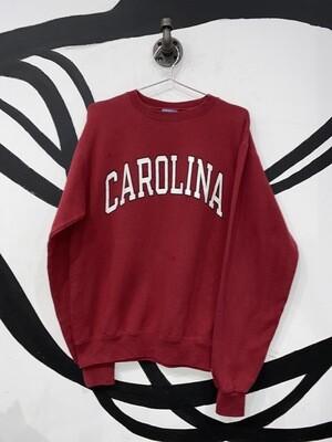 Champion Carolina Crewneck Size S