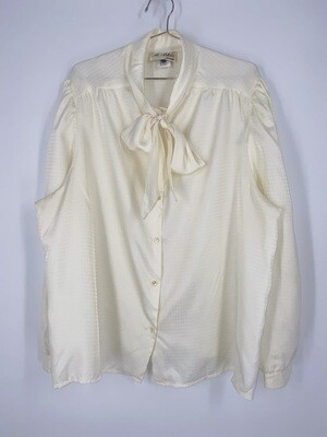 Me. Blake Now Collared Button Up Blouse Size L