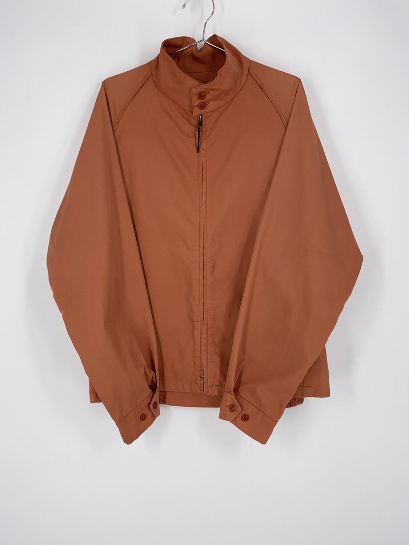 Peach London Fog Zip Up Jacket Size L