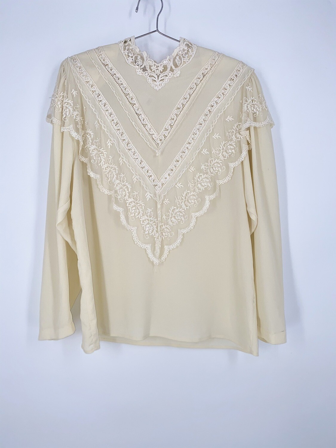 Victorian Style Top Size M