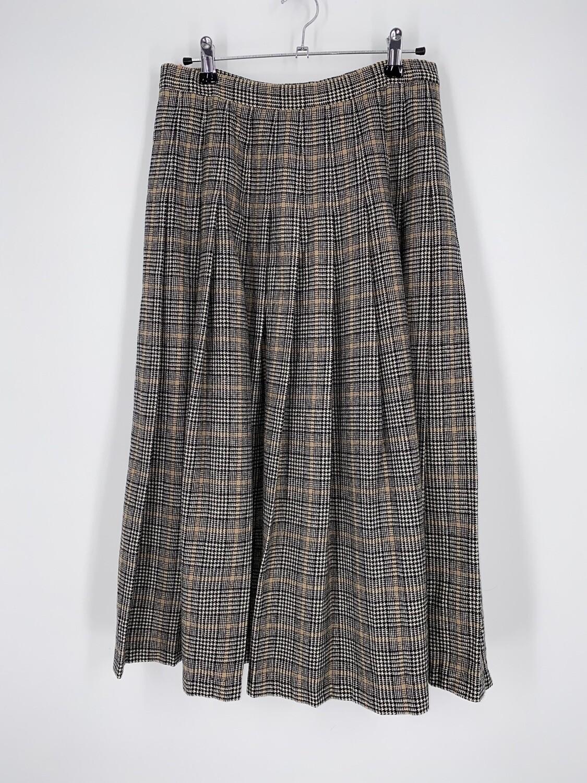 Pendleton Tartan Plaid Skirt Size L
