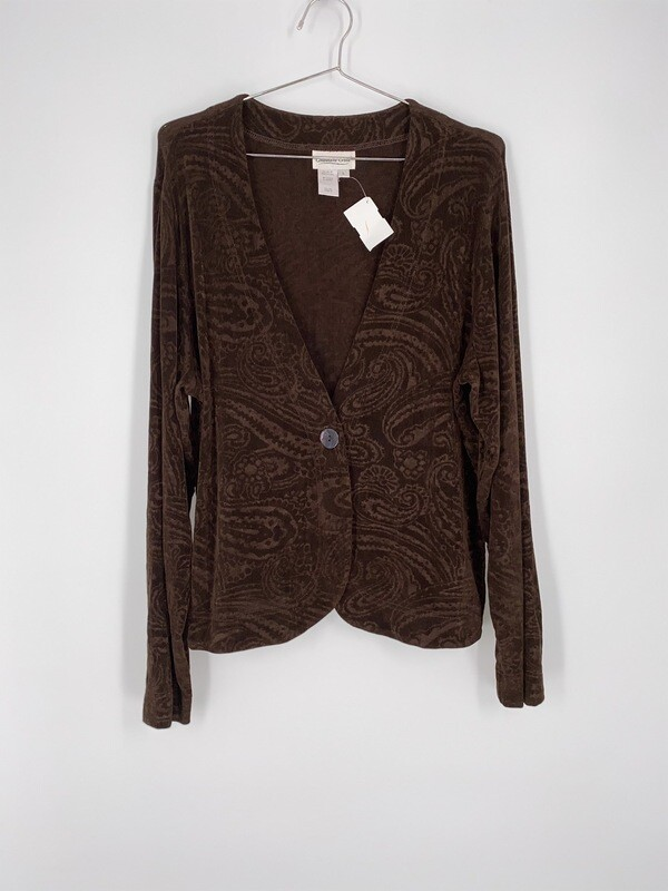 Coldwater Creek Cardigan Size L