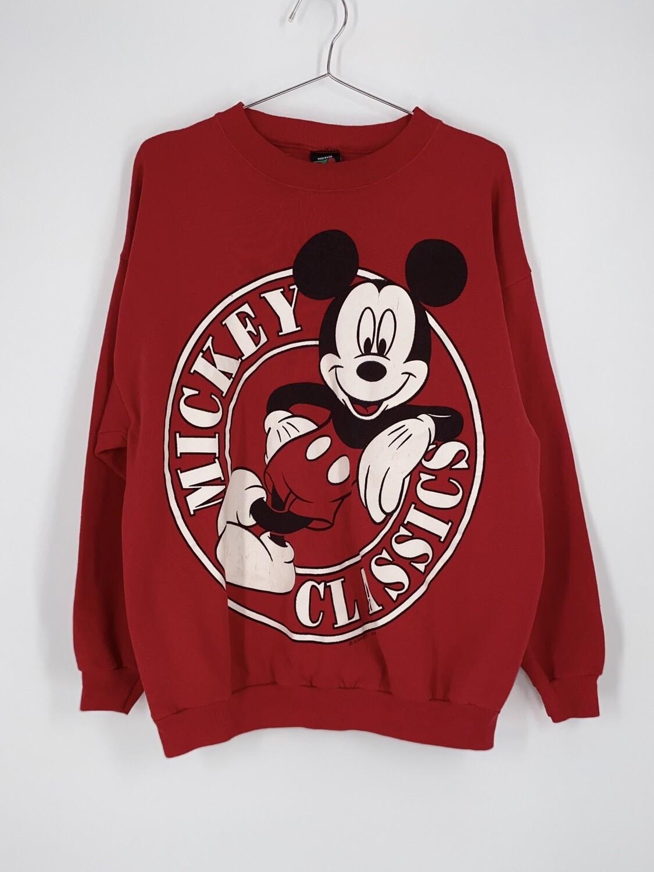 Mickey Classics Crewneck Size L