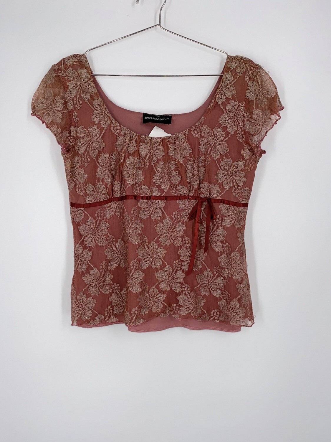 Marianne Bow Top Size M