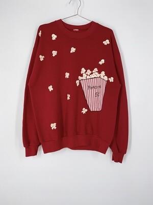 Popcorn Crewneck Size L