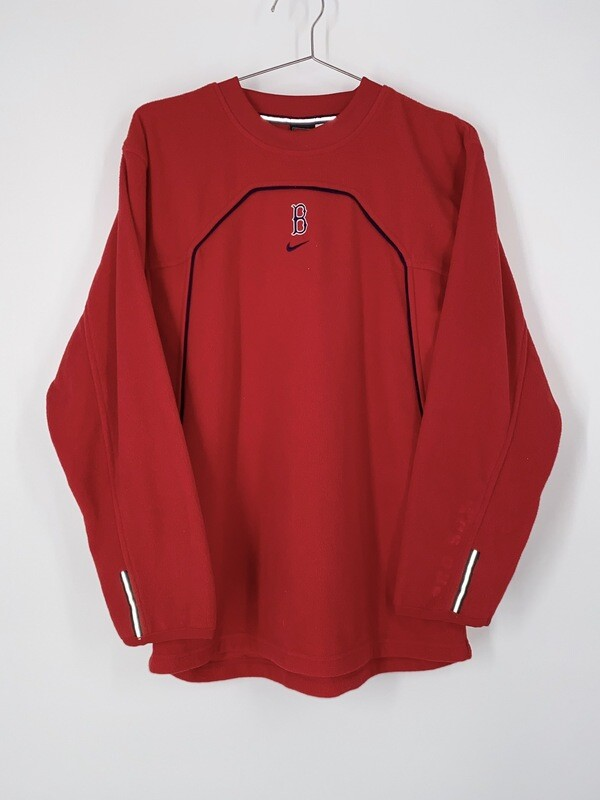 Boston Red Sox Fleece Crewneck Size L