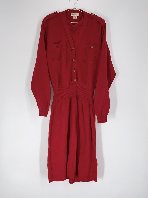 Claire Thompson Sweater Dress Size M