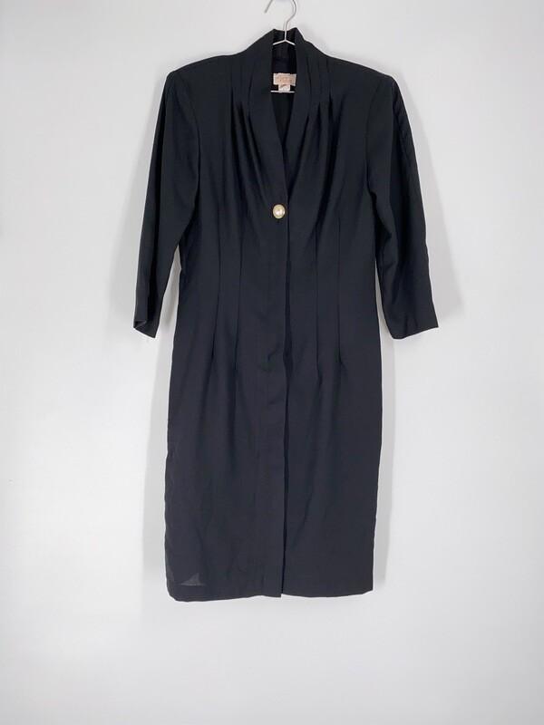 Lady Carol Button Dress Size L