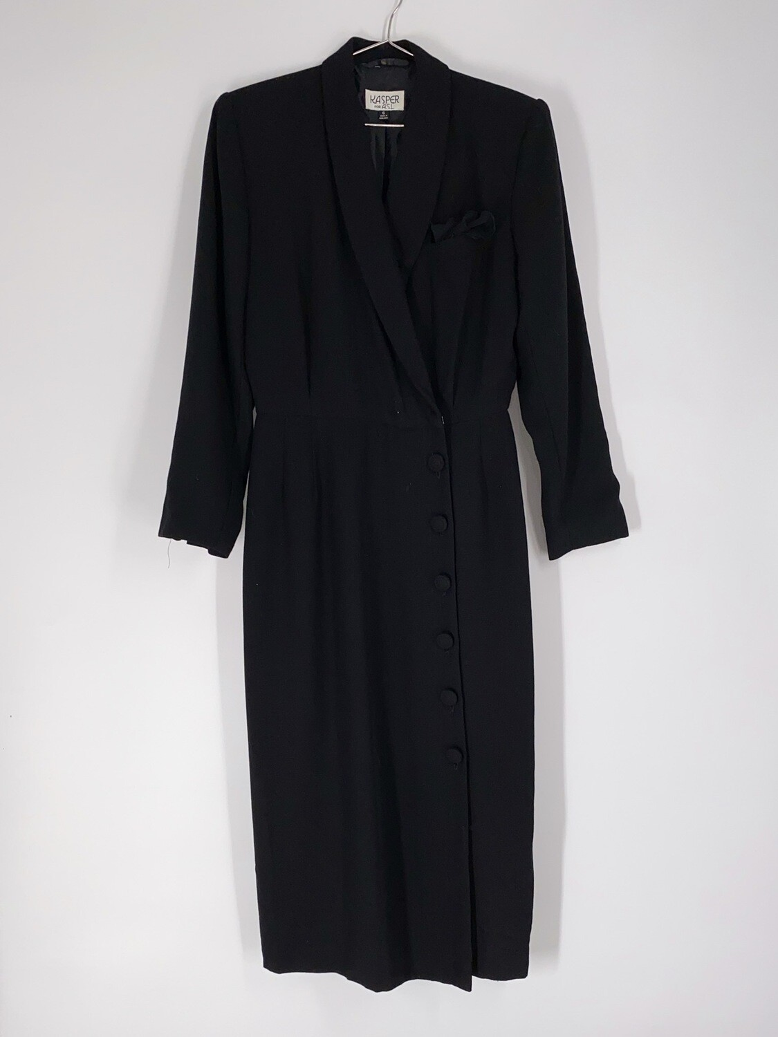 Kasper Blazer Dress Size M