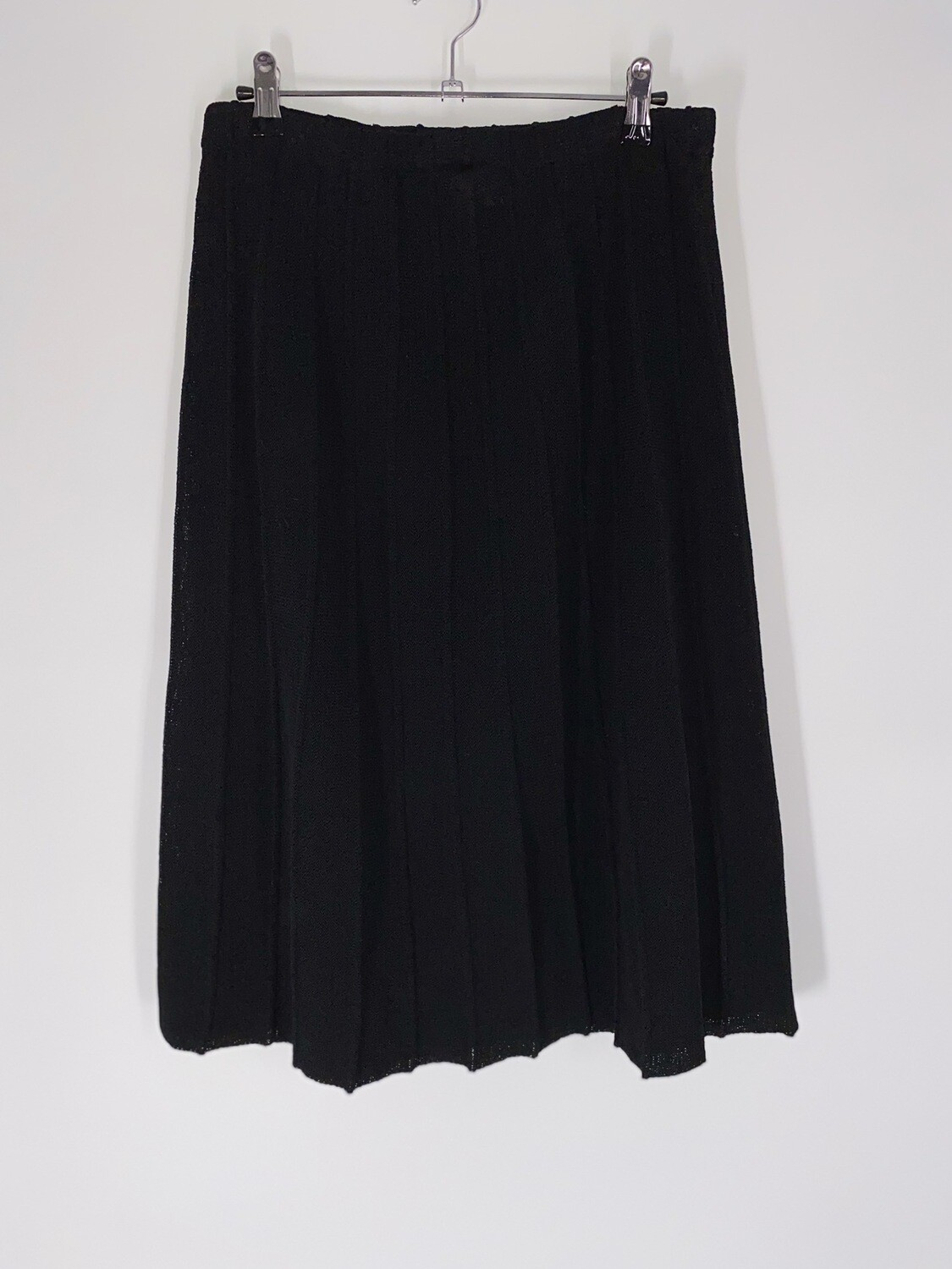 Ribbed Knit Skirt Size M