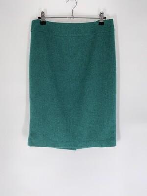 Green Pencil Skirt Size M
