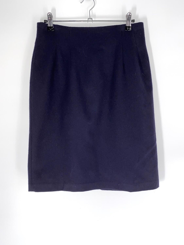 Savannah Wool Skirt Size M