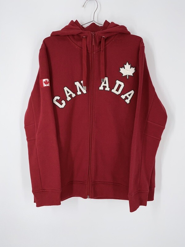 Kalson True North Canada Zip Up Jacket Size L