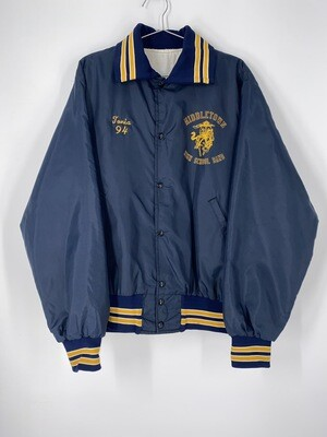 Middletown High School Tonia Monogrammed Bomber Jacket Size L