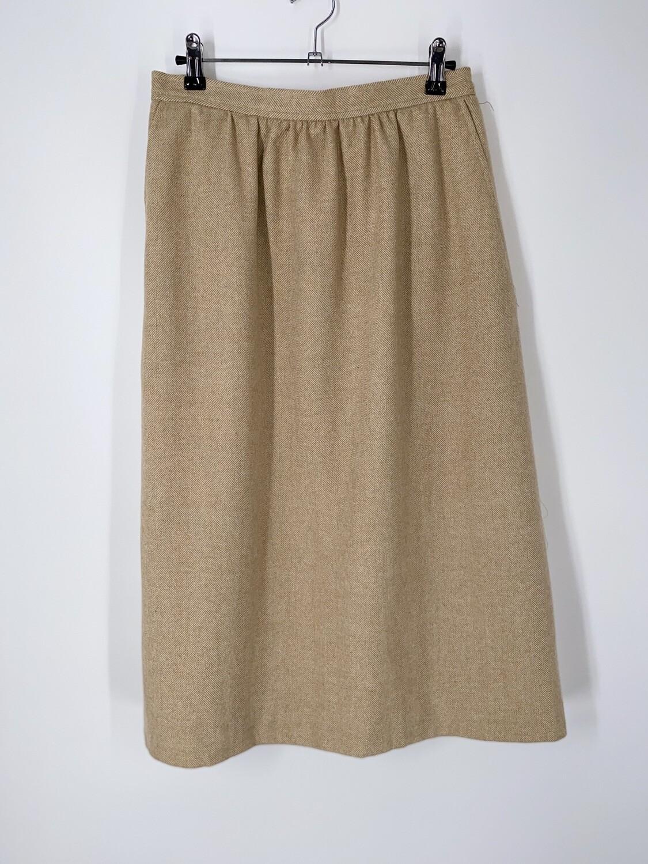 Evan-Picone Wool Skirt Size M
