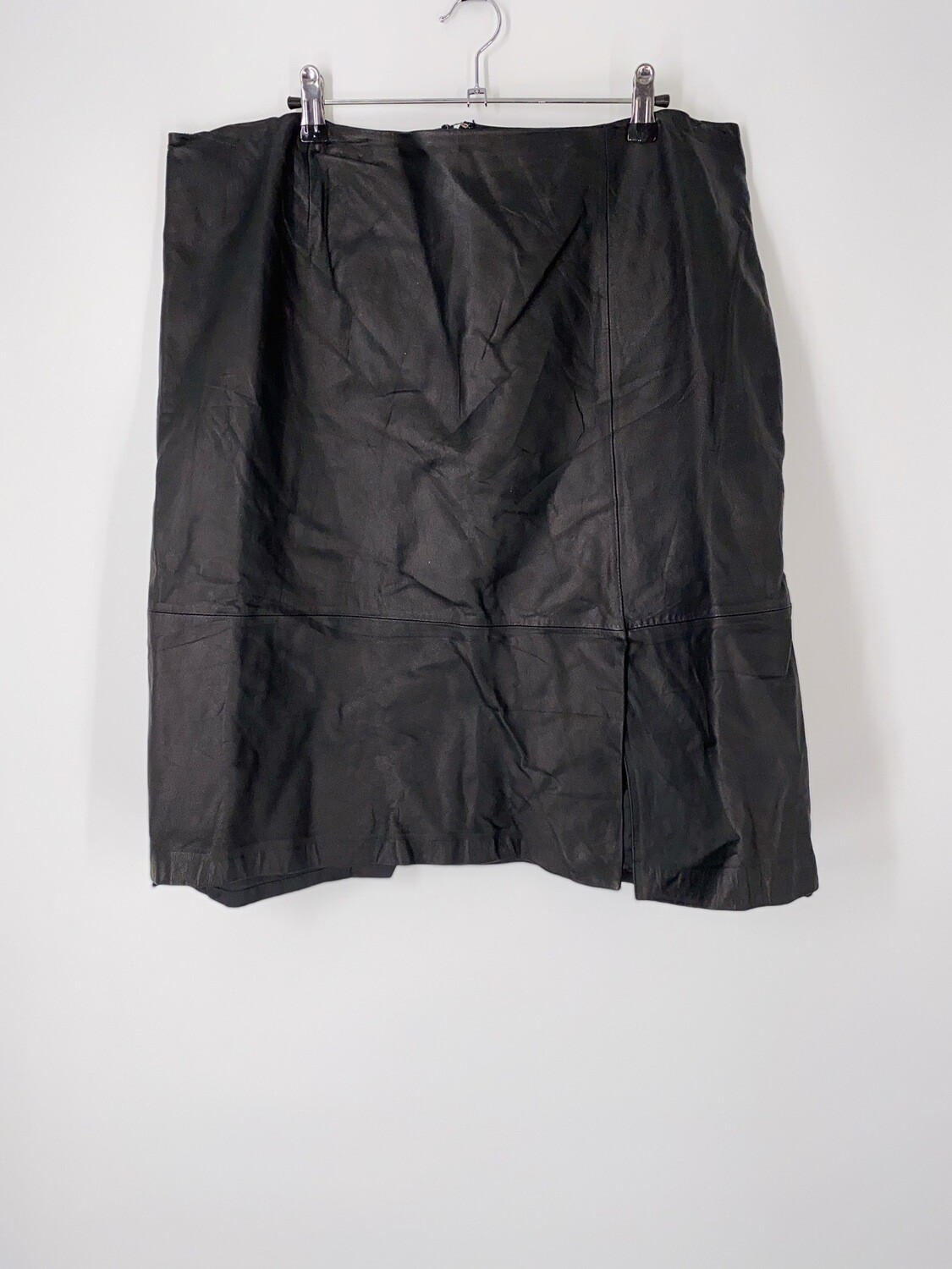 Mixit Leather Skirt Size L