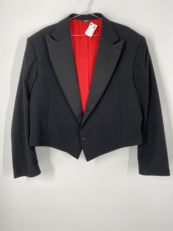 Pagan West Cropped Blazer Size XL