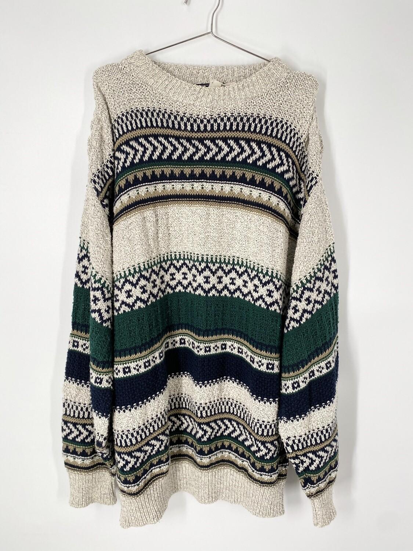 Peconic Bay Traders Sweater Size Medium